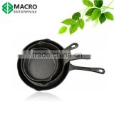 cast iron cookware set