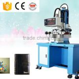 alibaba china semi-automatic plane hot Stamping Machine TC-200 for notebook ,card,leather printing