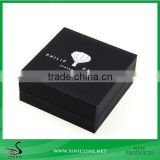 Sinicline Deluxe Bracelet Box With Silver Logo Made In China