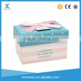 Factory Price Fancy Hard Paper Packaging Box For Wedding Gift                                                                         Quality Choice