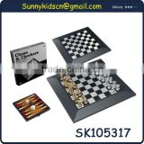 high quality chess set classy metal chess pieces magnetic chess board