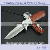 OEM Browning DA51 multifunctional outdoor camping hunting survival folding blade knife/knives