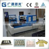 Automatic 22mm plywood laser type cutting machine for die making factory