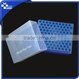 100 Well Plastic 1000ul Pipette Tip Box For Gilson Tip For Eppendorf Tip