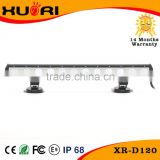 IP67 120W car high intensity led bar light for SUV vehicles,ship,trucks or other illumination led light bar