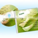 Bulk Audio CD Replication and Printing in Hard Paper Cover
