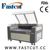 desktop competitive price marble gypsum MDF red light auto focus rotary axis machine cnc laser