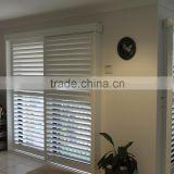 Wholesale cheap china blinds factory direct custom pvc security outdoor window venetian plantation shutters london