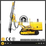 Borehole equipment portable tracked mining water well drilling rigs HC728
