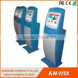Queuing management kiosk / queue ticket dispenser kiosk machine / Ticket printing machine
