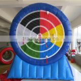 Party Game giant inflatable dart board for sale
