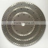 TURBO WAVE TYPE CUTTER, DIAMOND WET & DRY CUTTER, SINTERED DIAMOND SAW BLADES