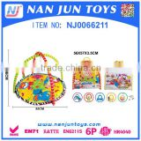 2015 hot sale Multi Activity Soft plush toy Play Mat baby mat