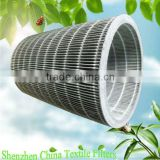 Activated carbon HEPA filter for air ventilation system