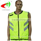 2016 new style high visibility vest hi vis yellow safety vest