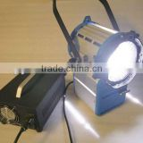 High illumination cool source 575w HMI Fresnel video light