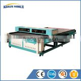 China supplier quality co2 laser foam cutting machine