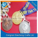 Beautifully packaged box medals, Good quality metal medal with better price