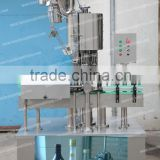 FGZ-6 4 tongs ROPP capping machine for wine, alcohol, liquor glass bottle and aluminum cap