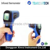 Laser LCD IR Infrared Digital Thermometer Heat Meter Temperature Measuring Gun with Distance to Spot Size (12:1) TL-IR750