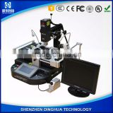 Dinghua DH-A1L-C with CCD camera system+laser positioning+soldering iron motherboard repair tool