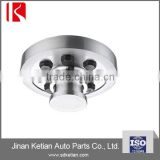 Trailer King Pin Plate 2 Inch Bolted