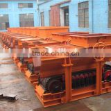 Simple structure conveyor belt feeder equipment