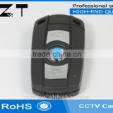 High quality 720p Infrared spy Car Keychain camera manual hidden
