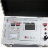 100A 200A Contact Resistance Tester Loop Resistance Tester