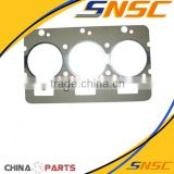Hiway china supplier Shangchai machinery engine spare parts 6105qc.p109 Cylinder head Gasket