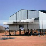 LTX449 Steel construction factory building for mineral water bottle plant