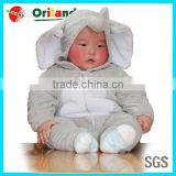Cute Plush elephant baby animal costumes plush