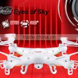 Syma X5C Drone Explorers 2.4G FPV 4CH RC Airplane Quadcopter Mode 2 W/ HD 2 Mega Pixels Camera