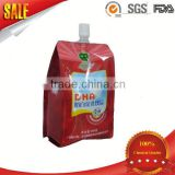 almond milk powder packing bag
