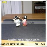 Custom High quality baby doll kids toys mini plastic figurines Miniature people, custom mini figure