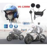 Free Sample Outdoor Full Duplex Satety Motorcycle Helmet Wireless Bluetooth Intercom Dual Pack