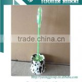 home tools plastic factory toilet cleaning brush
