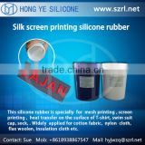 Liquid silicone elastomer to coat on fibre glass fabric and sleeves