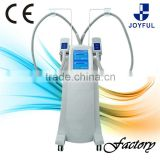 Bags Under The Eyes Removal Beauty Hifu Equipment Multi-polar RF Cryo Cellulite Lifting Machine
