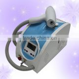 532nm,1064nm lens laser tattoo removal machine/tattoo removal,eyeliner removal beauty machine from Beijing golden suppiler-D006