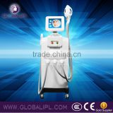 US601F Good effect! SHR IPL beauty machine for hair removal skin rejuvenation xenon arc lamp