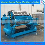 rotary type recycled paper pulp molding egg trays machine/ waste paper container forming machine