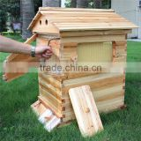 2016 New design honey automatic flow bee hive kit