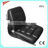 Cheap aftermarket used Hitachi semi-suspension excavator seat, excavator spare parts