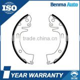 China auto parts imported brake shoe machine MB407250 MB004063 MB366320 MA161872 MST05045 MZ981191 brake shoe