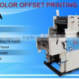Automatic 62 Paper 605*440mm One Color Coding Mini Offset Printing Machine For sale