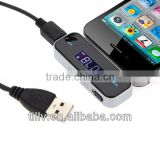 Hot selling popular Car fm transmitter for android