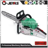 Chinese king park Chainsaw brands with best quality gasoline chainsaw 5800 58cc chain saw