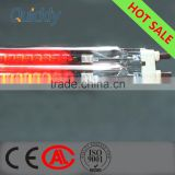 infrared halogen heating lamp for hair,1000 hours warranty