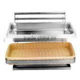 Stainless Steel Chaffing Dishes Support